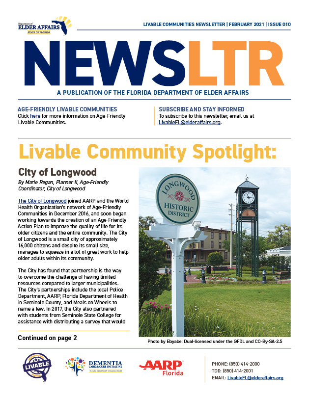 Livable News Issue 10 Thumbnail