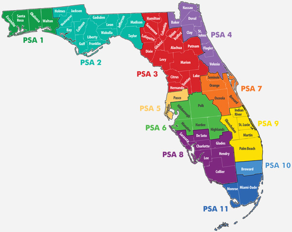 Florida Map Large