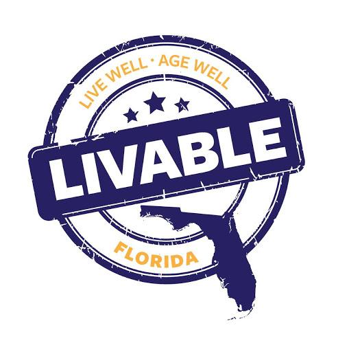 Livable Florida Square Logo